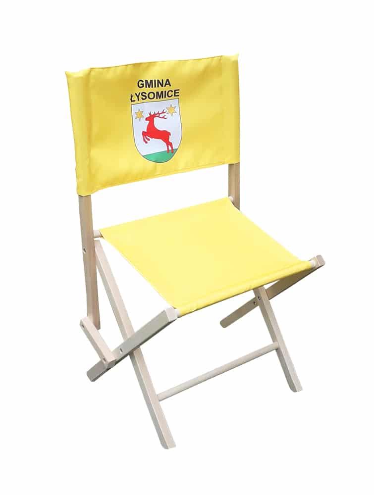 krzesło reklamowe